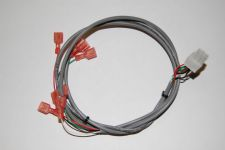 Face-Off Button Wire Harness